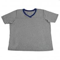 Повседневная мужская футболка для активного отдыха и спорта