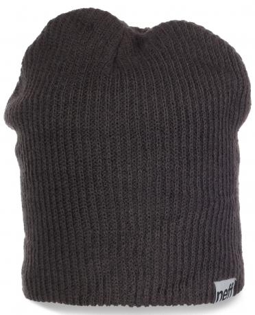 Повседневная мужская вязаная шапочка от Neff