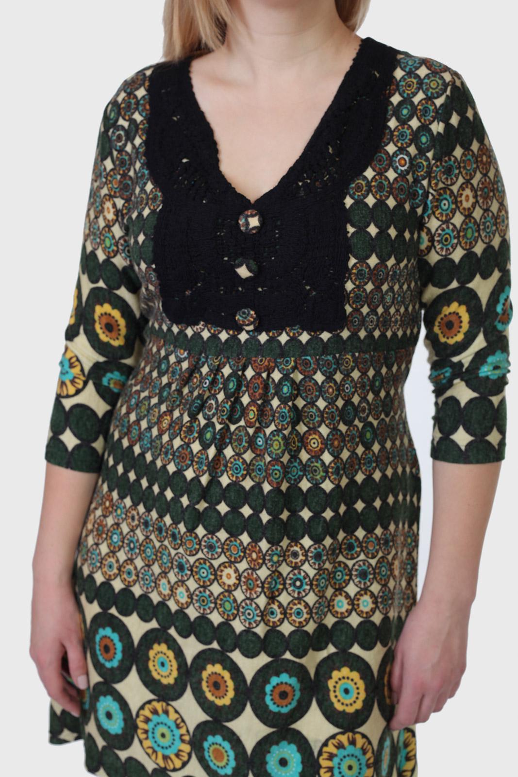 Модное повседневное платье Rana.