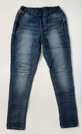 Повседневные джинсы для девочек