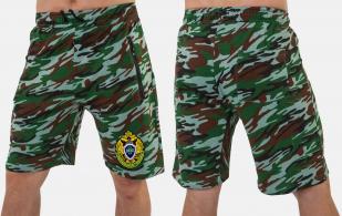 Повседневные камуфляжные шорты для мужчин с эмблемой Погранслужбы купить онлайн