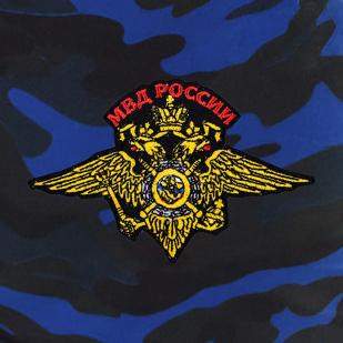Повседневные мужские шорты с эмблемой МВД купить с доставкой
