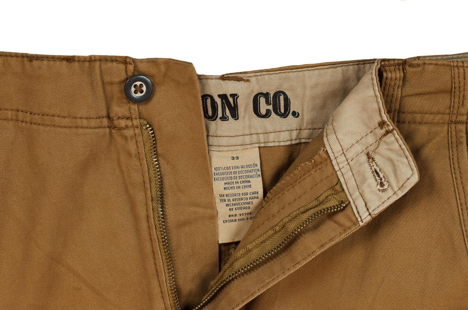 Повседневные шорты - производитель Iron Co.