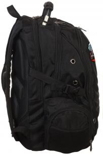 Повседневный мужской рюкзак с нашивкой ВДВ - заказать оптом