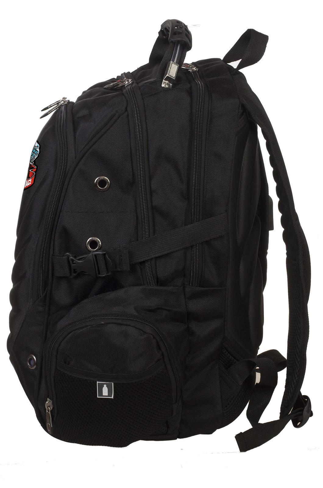 Повседневный мужской рюкзак с нашивкой ВДВ - заказать в розницу
