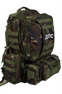 Повседневный тактический рюкзак ДПС US Assault - заказать с доставкой