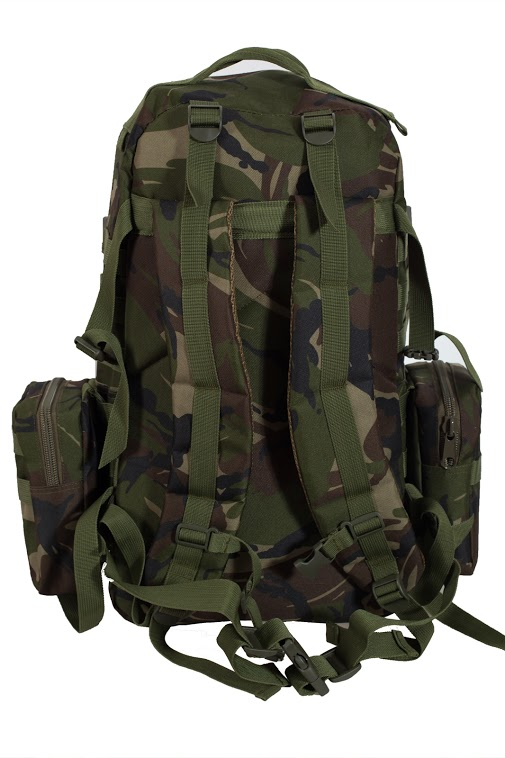 Повседневный тактический рюкзак с нашивкой Герб России - купить в Военпро
