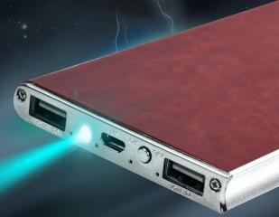"""Зарядное устройство PowerBank """"Победа"""""""