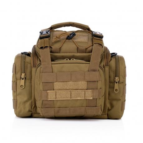 Поясная мужская сумка MOLLE под камеру купить недорого