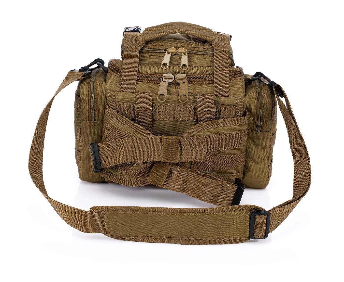 Поясная мужская сумка MOLLE под камеру оптом и в розницу