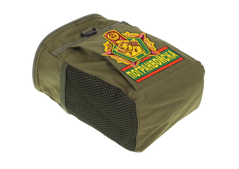 Купить поясную сумку для фляги Погранвойска по сниженной цене