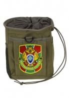 Поясная сумка для фляги с нашивкой Погранслужбы