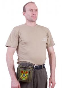 Поясная сумка для фляги с нашивкой Погранслужбы - купить по выгодной цене