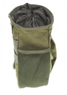 Поясная сумка для фляги в цвете хаки с эмблемой РХБЗ купить оптом