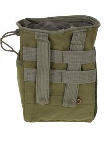 Поясная сумка для фляги в цвете хаки с эмблемой РХБЗ купить в розницу