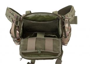 Поясная сумка Maxpedition камуфляж Multicam