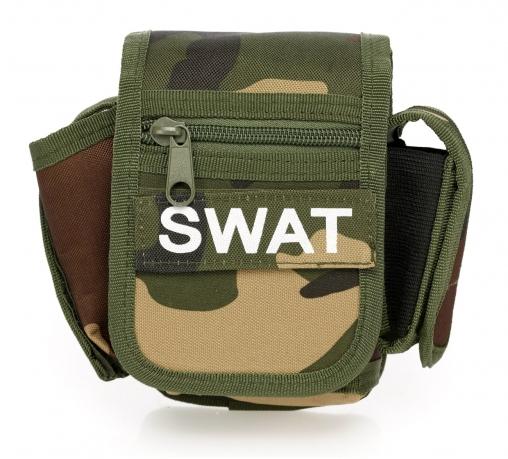 Поясная сумка SWAT с несколькими отделениями