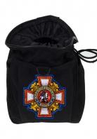 Поясная зачетная сумка для фляги с нашивкой Потомственный Казак