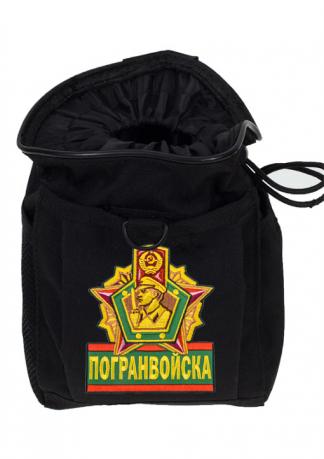 Поясной чехол для фляги Погранвойска - заказать онлайн