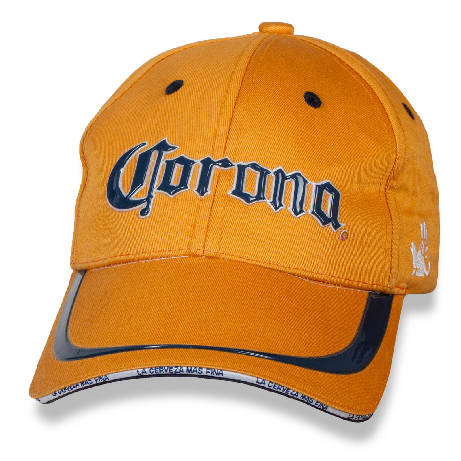 Позитивная бейсболка Corona
