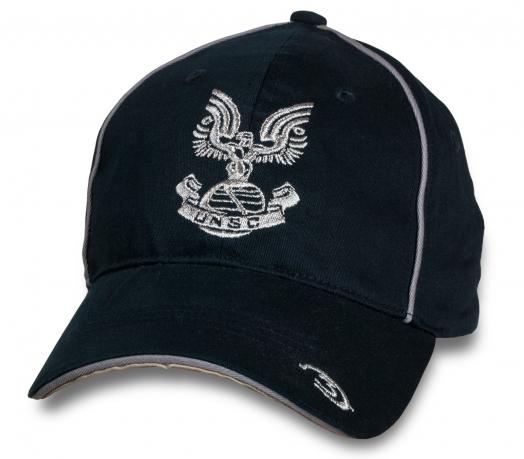Практичная кепка с эмблемой UNSC