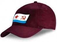 Практичная кепка с флагом ВМФ СССР - купить оптом и в розницу