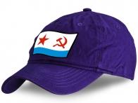 Практичная кепка с символикой ВМФ СССР - купить с доставкой