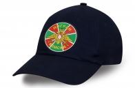 Практичная кепка с вышивкой Погранвойска.