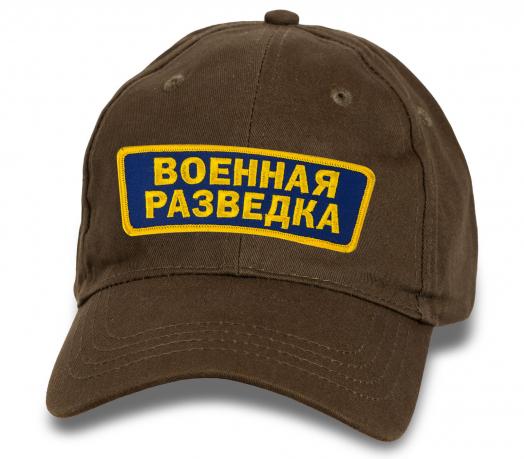 Практичная кепка военного разведчика.