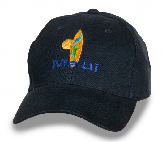 Практичная мужская бейсболка Maui