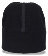 Практичная мужская флисовая шапка современной молодежной модели. Теплый и уютный аксессуар сделает Вашу жизнь комфортнее за очень смешные деньги!