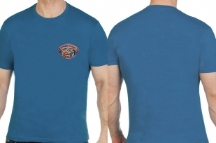 Практичная мужская футболка с вышивкой Лучший Рыбак - заказать выгодно