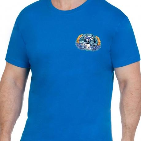 Купить практичную мужскую футболку ВМФ