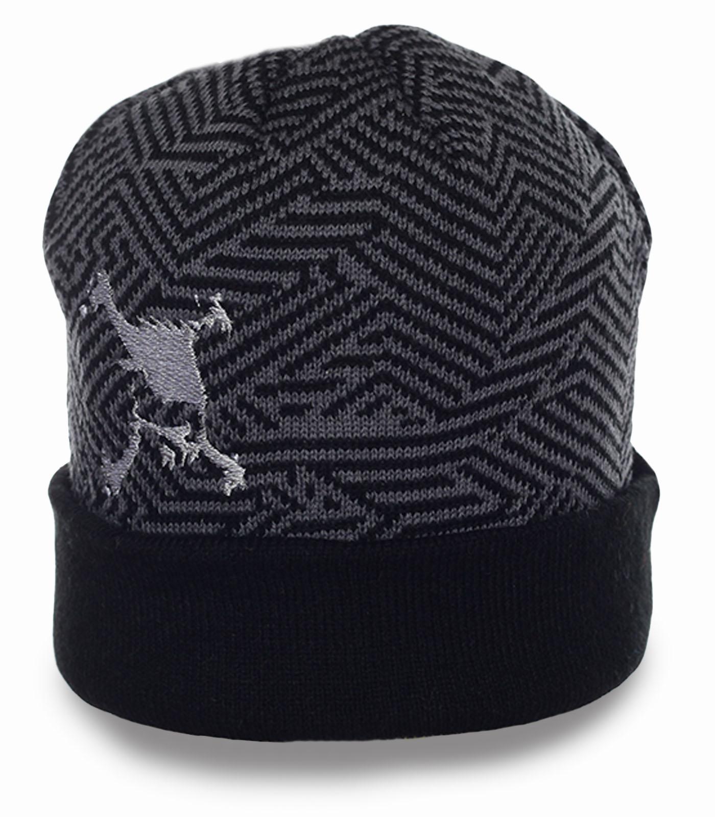 Практичная мужская шапка на каждый день. Теплый головной убор на каждый день и не только