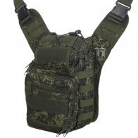 Практичная военная сумка через плечо