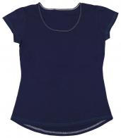 Практичная женская футболка для активного отдыха