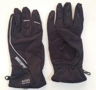 Практичные черные перчатки от Gore Bike Wear