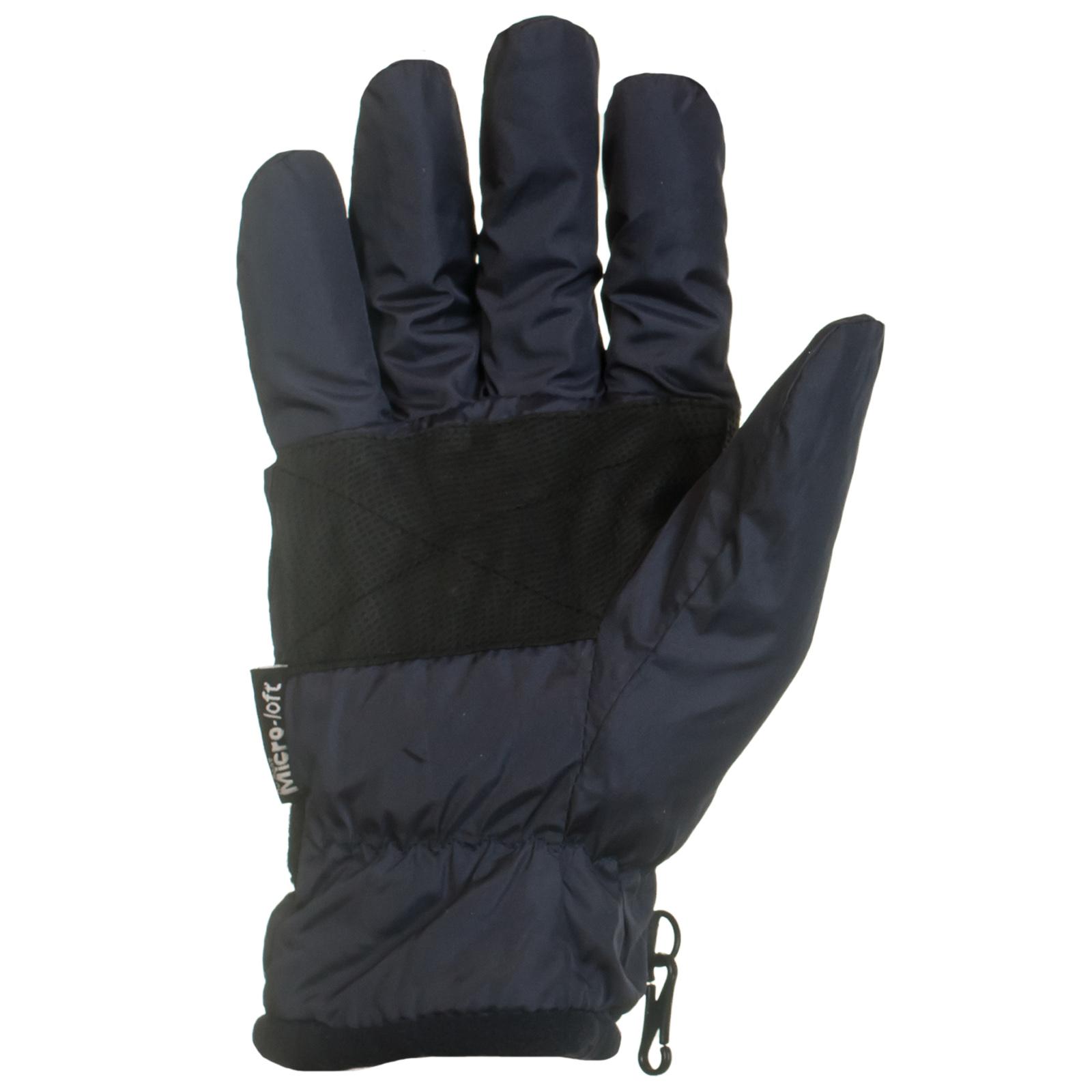 Купить практичные синие перчатки с фиксатором на запястье онлайн выгодно