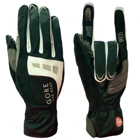 Практичные байкерские перчатки от Gore Bike Wear