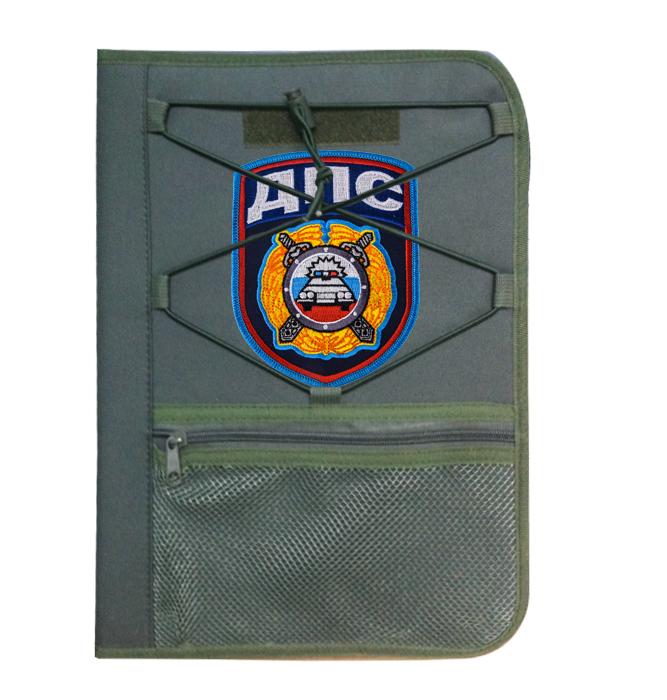 Практичный армейский планшет с нашивкой ДПС