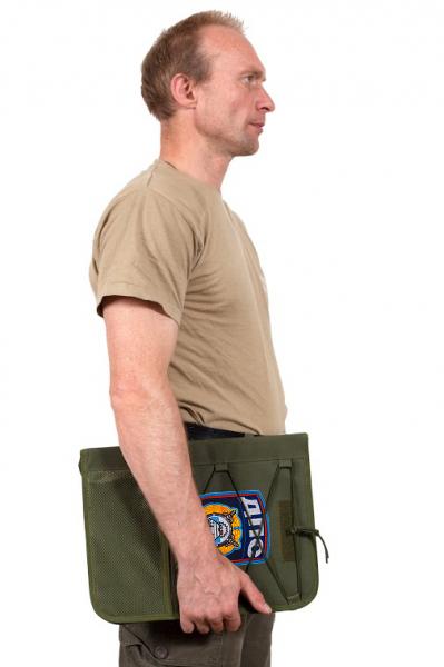 Практичный армейский планшет с нашивкой ДПС - купить выгодно