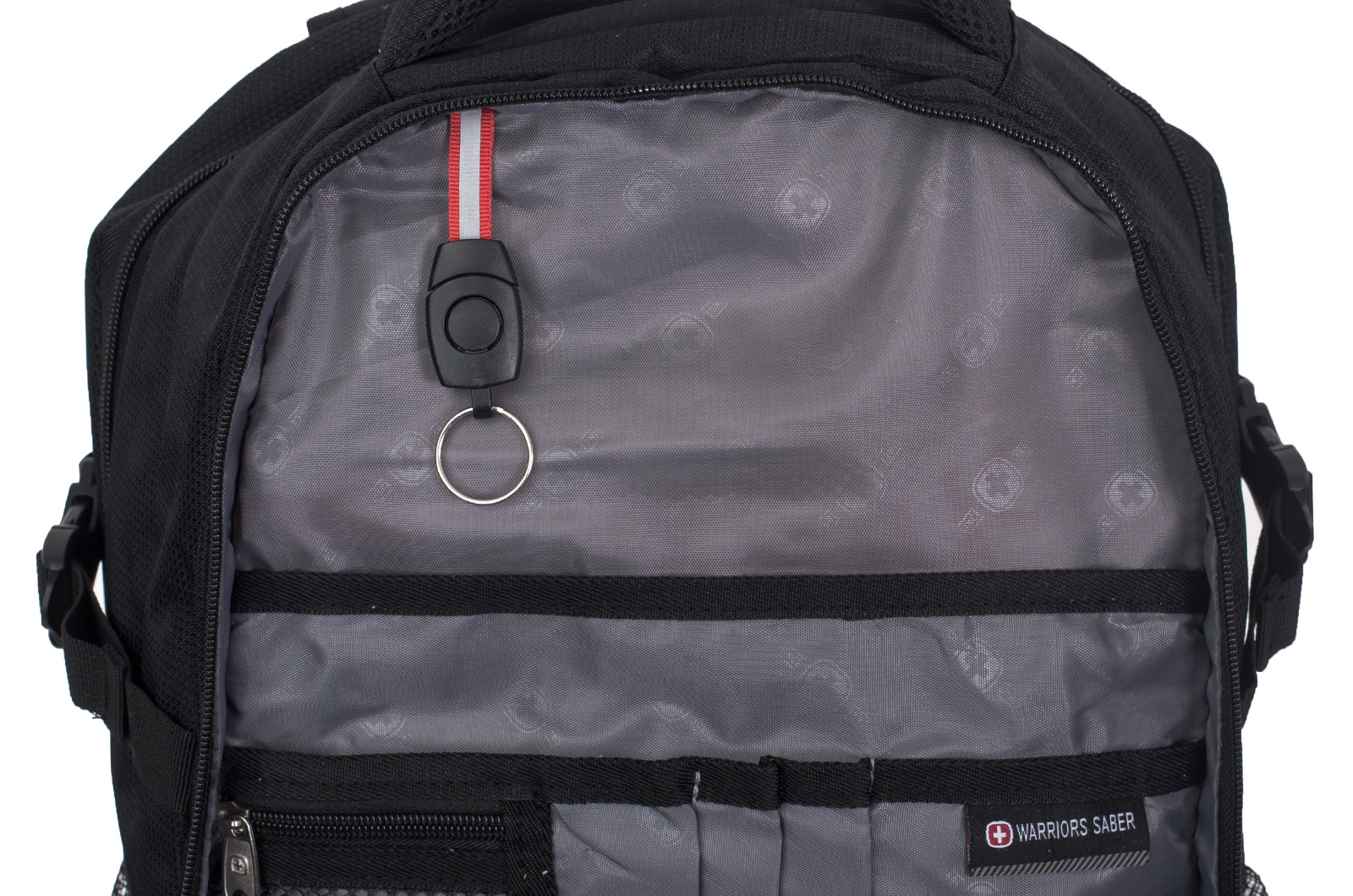 Практичный черный ранец-рюкзак ФСО - заказать онлайн