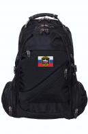 Практичный городской рюкзак с эмблемой МВД ОМОН