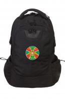 Практичный городской рюкзак с нашивкой Погранвойска