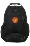 Практичный городской рюкзак с Российским Гербом