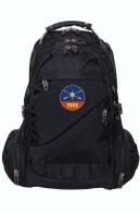 Практичный городской рюкзак  с шевроном РВСН
