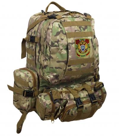 Практичный камуфляжный рюкзак Пограничной Службы от ТМ US Assault - купить выгодно