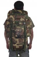 Практичный камуфляжный рюкзак с нашивкой Рыболовного спецназа