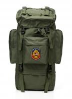 Практичный каркасный рюкзак с нашивкой УГРО - купить по низкой цене