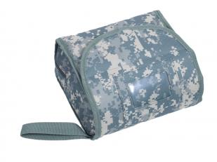 Практичный несессер с вышивкой ВМФ